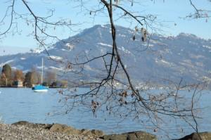 Le lac de Lucerne