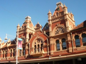 Bâtiment d'époque, Hindley Street, Adelaide