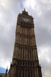 Big Ben, un des monuments les plus célèbres de Londres