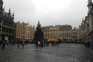 la grand place de Bruxelles