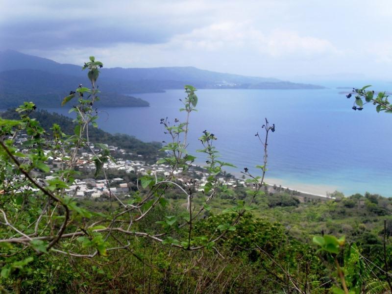 L'interview de Dominique à Mayotte