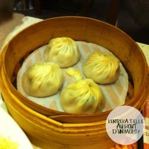 Les dim sum, spécialité Hong Kongaise