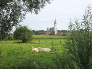 Bouvines, un petit village à côté de Lille