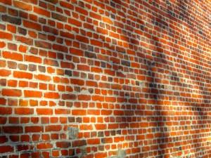 Des briques, des briques... tout est en briques dans le Nord !
