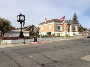 Un musée au centre ville de Roseville
