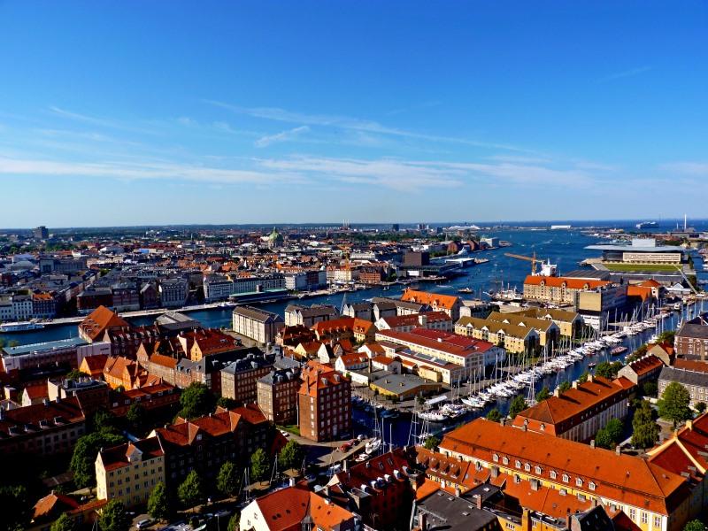 L'interview de Delphine, au Danemark