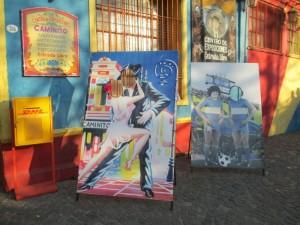 Caminito - Quartier de La Boca