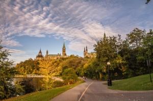 Canal Rideau Rivière à Ottawa