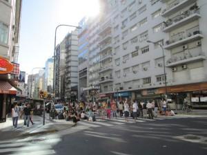 Feria Avenue Corrientes
