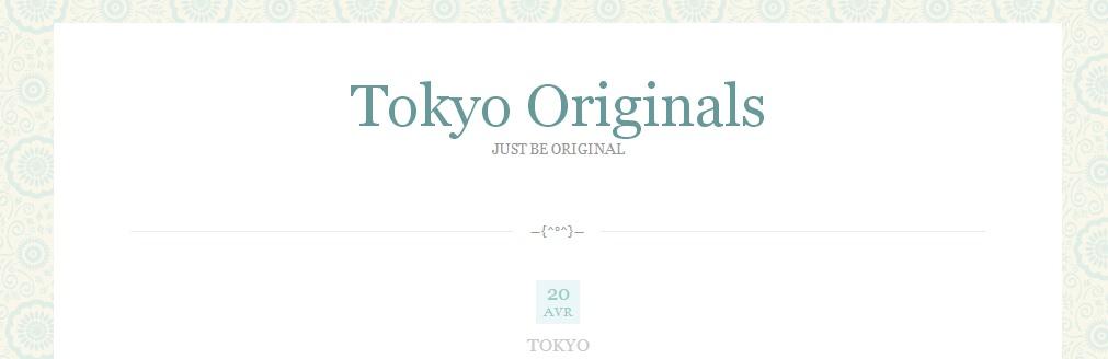 tokyooriginal