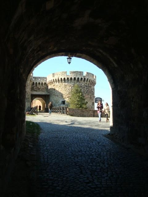 La forteresse de Kalemegdan