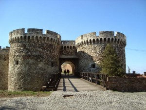 La forteresse de Belgrade