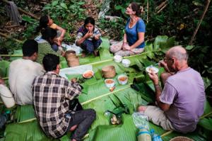 Un véritable rendez-vous en terre inconnue au Laos!