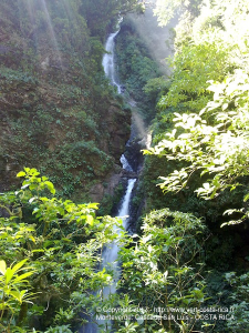 Monteverde Cascade San Luis