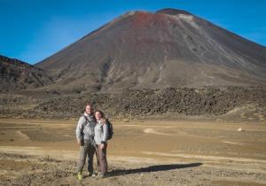 Fabuleuse journée de randonnée au Mont Tongariro en Nouvelle-Zélande!