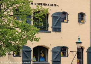 Christianshavn la petite Hollande et des légos