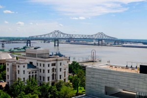 Downtown BR, OSC, MS River