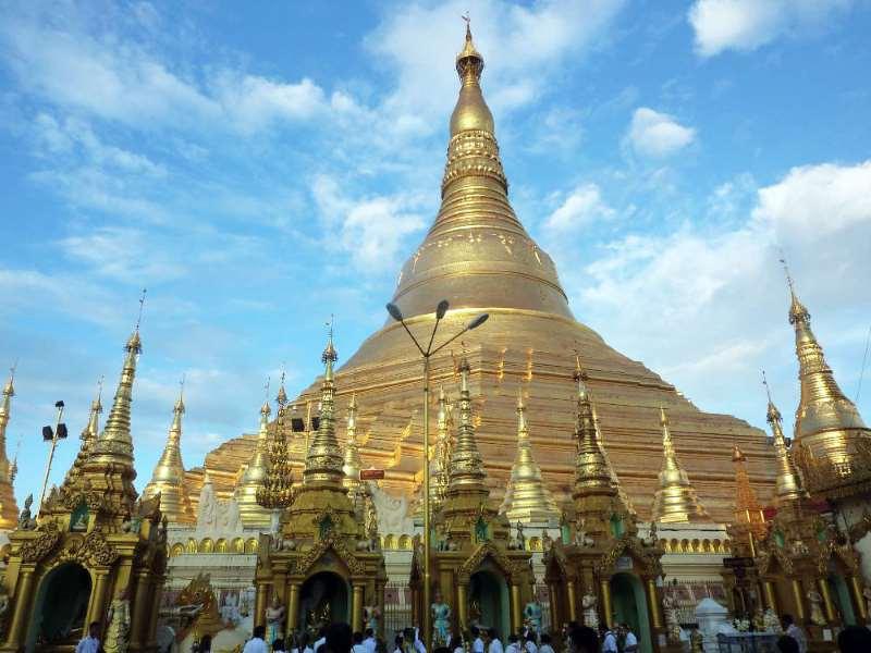 L'interview de Damien, en Birmanie