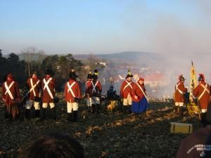 Une petite curiosité à ne par rater en Tchéquie: Austerlitz se situe en Moravie, à l'est de a République tchèque. Tous les ans, une reconstitution de la bataille des 3 empereurs à lieu sur les lieux même!