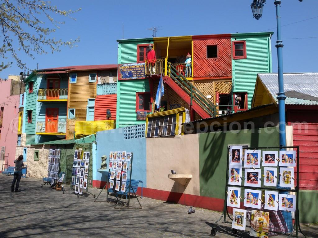 L'interview de Angie en Argentine