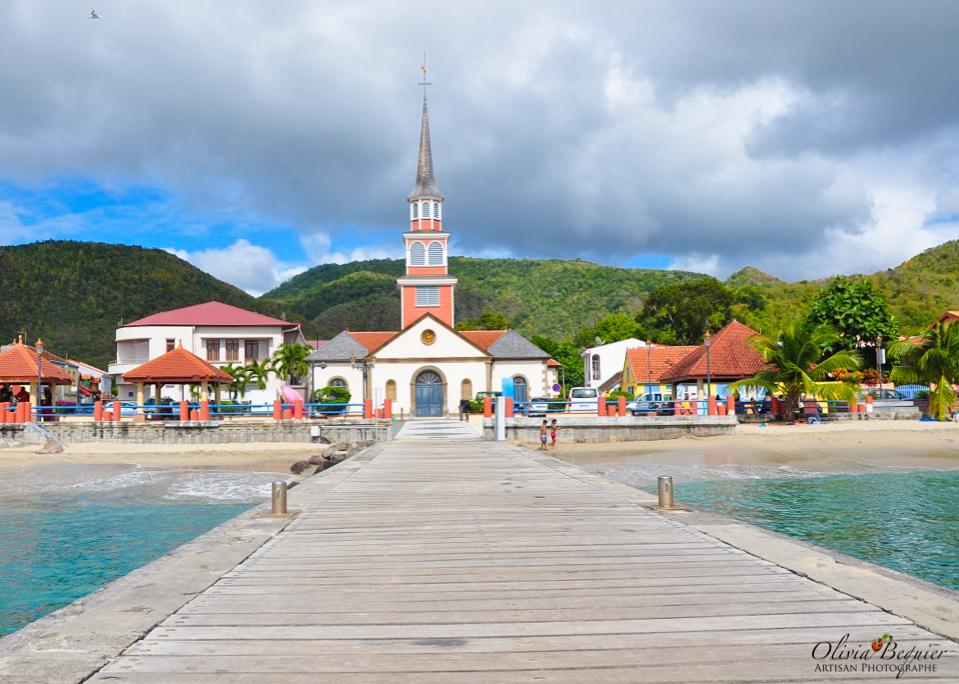 L'interview d'Olivia, en Martinique