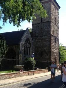 Trinity Chuch, église saxonne du début du 11 siècle