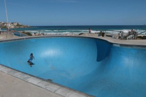 Skatepark de Bondi Beach