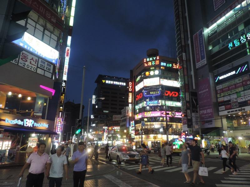 expatriation en Corée du Sud
