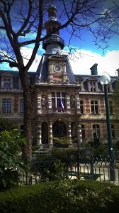 La mairie du 12ème arrondissement à Paris