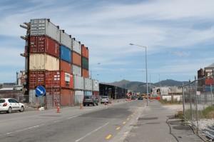 Depuis le tremblement de terre de février 2011, le centre ville de Christchurch est un chantier permanent.