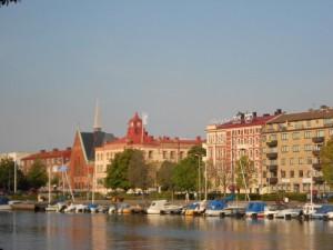Nissan River, au coeur d'Halmstad