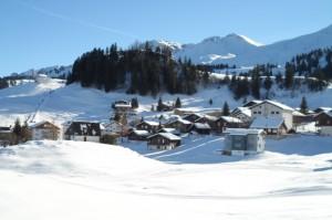 La station de ski de Stoos