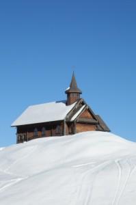 L'église de Stoos