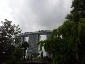 Marina Bay Sands, un hotel emblematique de Singapour