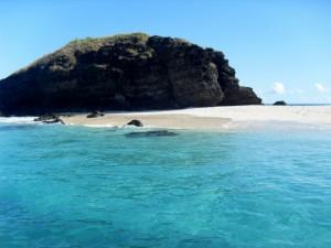 îlots Choizil (au nord de l'île)