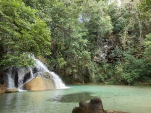 Cascade Copalita