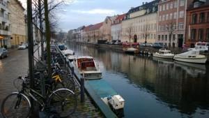 Christianhavn (havn qui veut dire port en Danois)