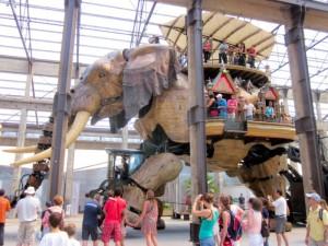 L'Elephant des Machines de l'Île de Nantes