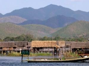 Le Lac Inle en Birmanie