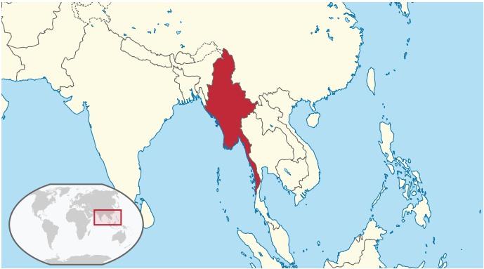 Admirable L'interview de Damien, en Birmanie - Aux 5 coins du monde IO-36