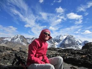 AuBoodhooMonde - Cordillera