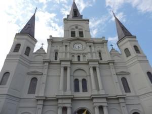 La cathédrale Saint-Louis
