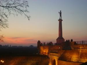 Symbole de Belgrade, le Vainqueur