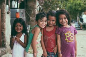 Enfants de Sayulita - Mexique