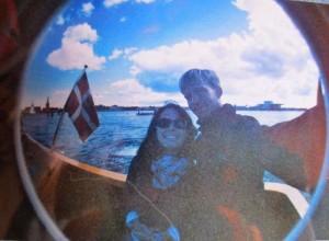 Julie et Esben