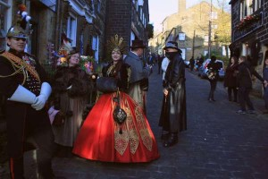 rassemblement steam punk Haworth
