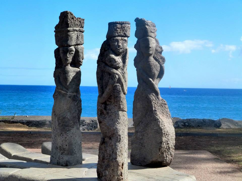L'interview de Gaëlle, sur l'île de la Réunion