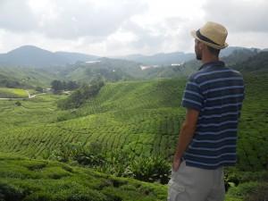 Jérémy en Malaisie