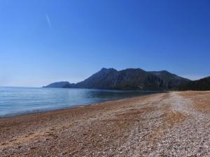 Plage de Cirali - sud de la Turquie à 90 km d'Antalya - endroit très ressourçant qu'on adore