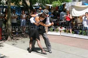 Tango à San Telmo